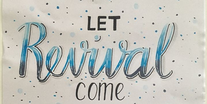 Praiseavond 'Let Revival Come'